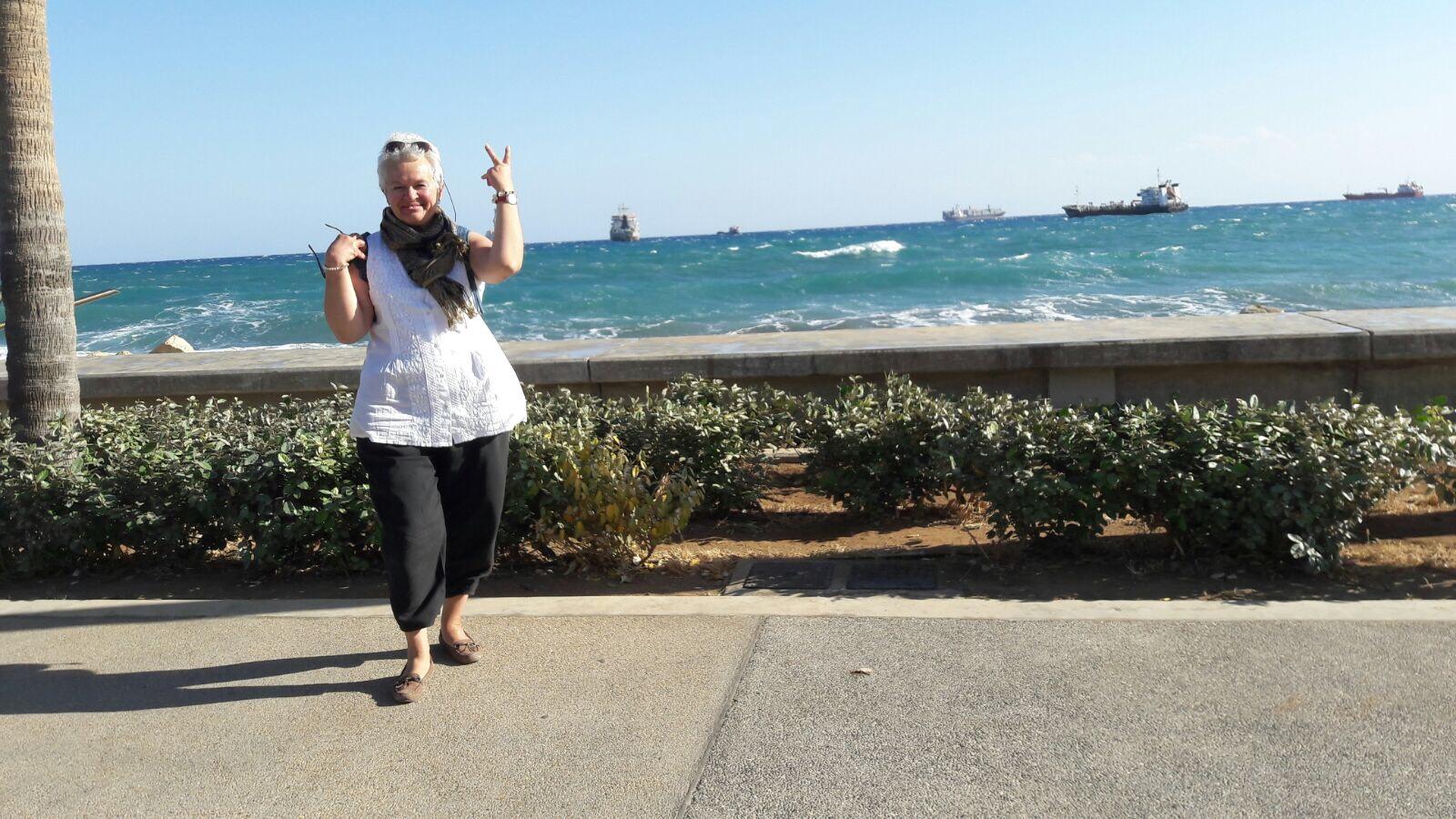 Šarūnei atostogos Kipre paliko tik geriausius įspūdžius